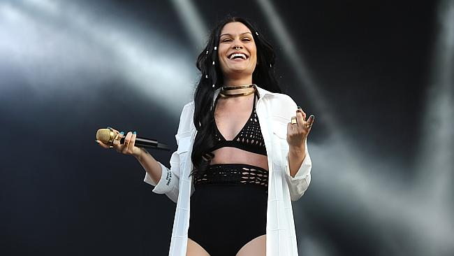 Jessie J hits the stage in London once being hospitalised with mystery unhealthiness