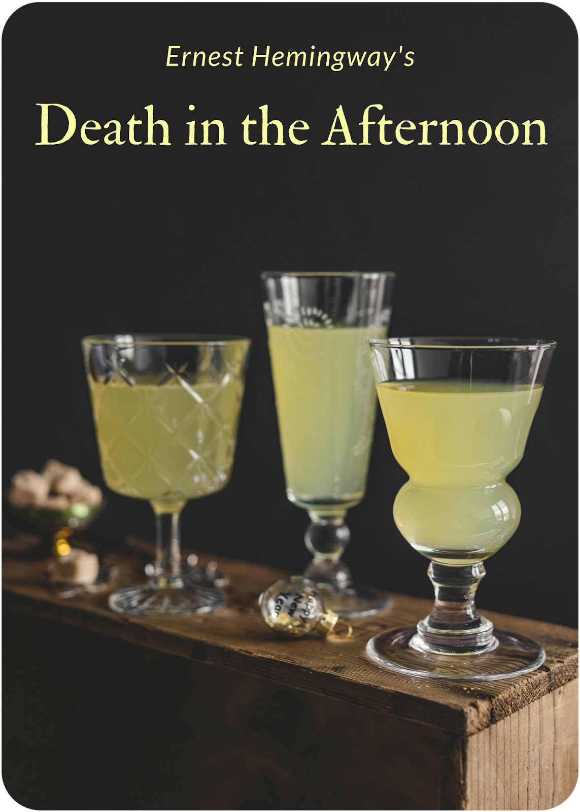 Death in the Afternoon ~ Tod am Nachmittag