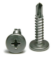 pancake head self drilling screws