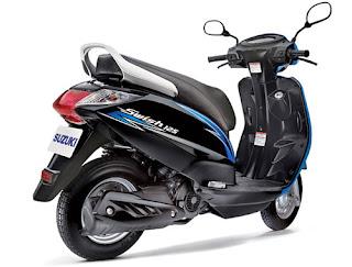 CSD price of Suzuki Swish up 125 CC