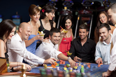 The social impacts of gambling