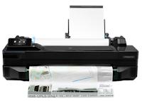 HP Designjet T120 Inkjet Large Format Printer Drivers