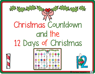 http://diamondmomstreasury.weebly.com/blog/christmas-countdown-and-the-12-days-of-christmas