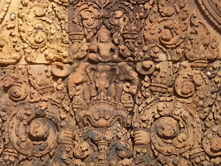 Templos de Angkor. Banteay Srei.