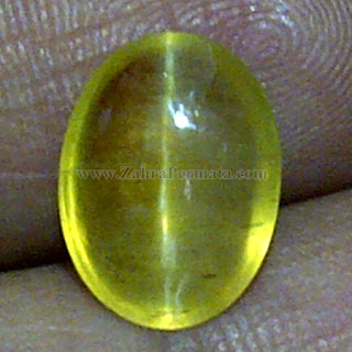 Batu Permata Opal Cat Eye - ZP 983