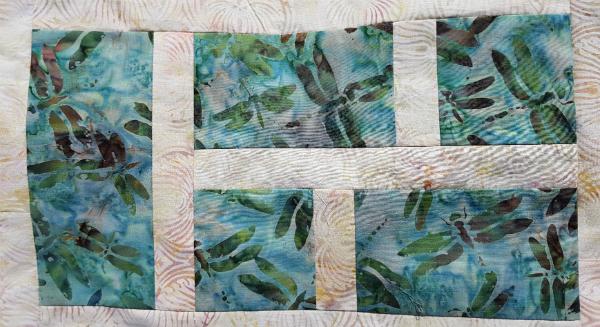 Formal Garden quilt | DevotedQuilter.blogspot.com
