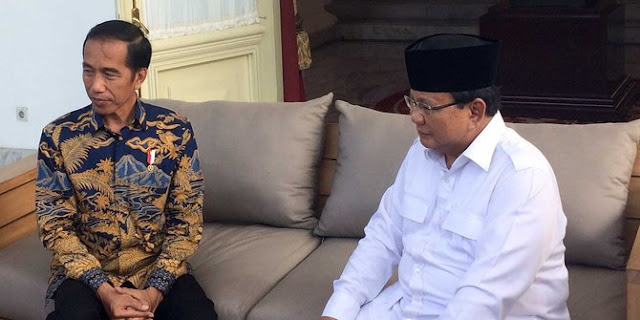 Gerindra Claim Jokowi Curhat Ke Prabowo Subianto Kesulitan Urus Mengurus Pemerintahan
