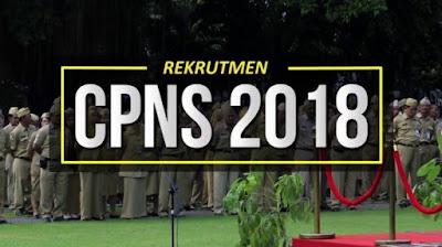 Formasi CPNS 2018 Khusus SMA/SMK, Pendaftaran di Link sscn.bkn.go.id