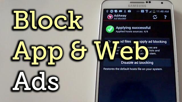 Blokada - Πως να μην ξαναδείς διαφήμιση στο κινητό σου, χωρίς root
