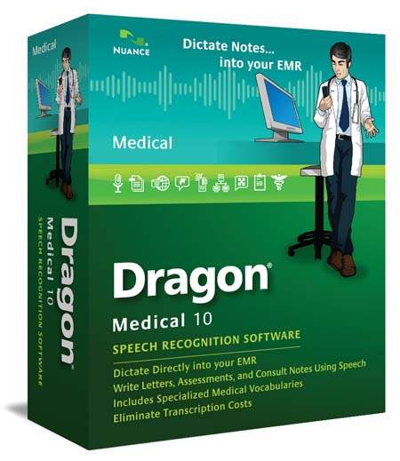 Dragon Naturally Speaking Medical  Free Download