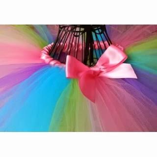 6bc1ed595 Falda de tul ideal para niñas