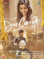 Dear Comrade (2019) Full Movie Hindi Dubbed 720p HDRip ESubs Download