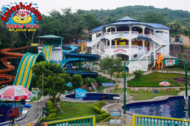 goa family water park