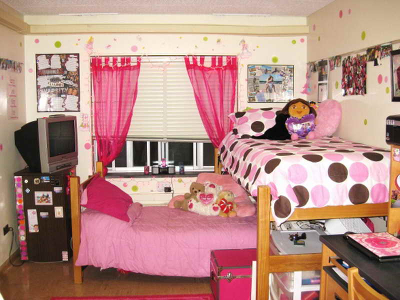 Room Decorating Ideas For College Girls Home Design