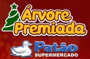 Promoção Patão Supermercado Natal 2017 Árvore Premiada
