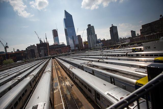 abierto primer rascacielos proyecto Hudson Yards