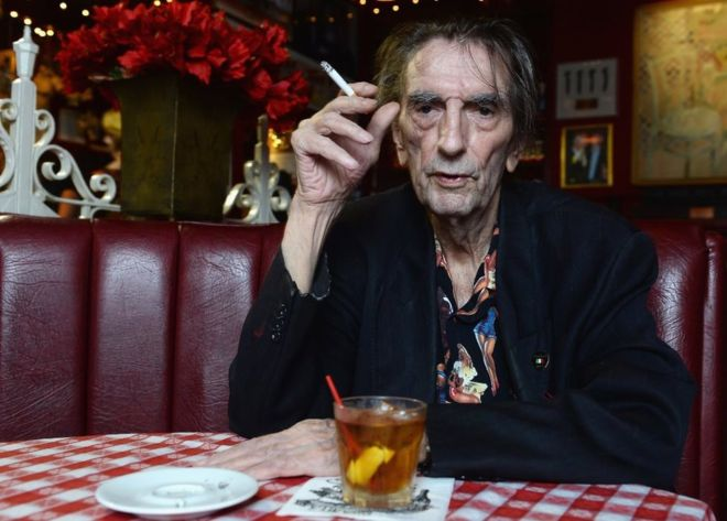 Cult actor Harry Dean Stanton dies at 91