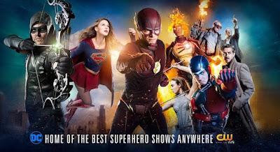 Серіали DC