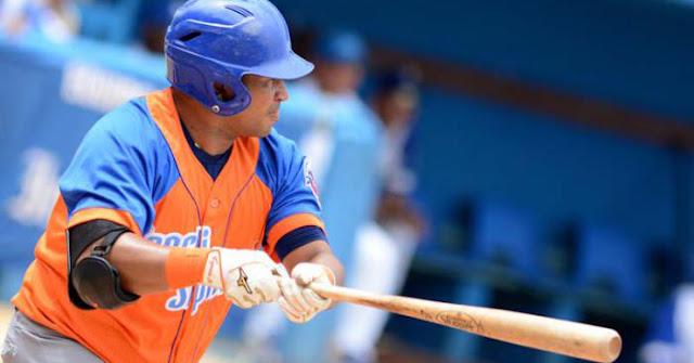 Entrevista a uno de los mejores bateadores de la pelota cubana en la última década
