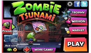 Zombie Tsunami Mod Apk v3.0.3 Mod Money Terbaru