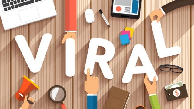 Blog dengan niche berita viral