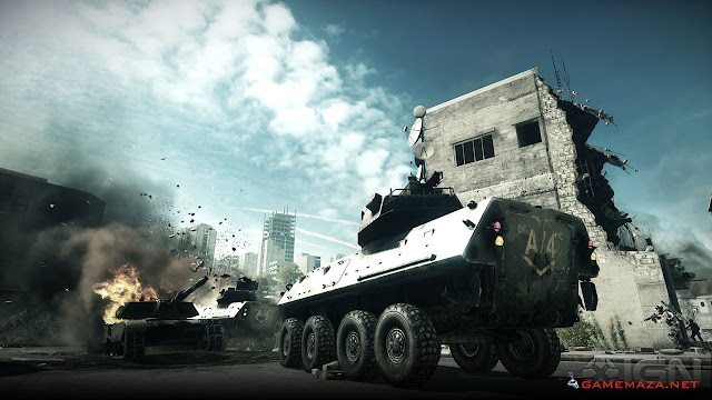 Battlefield 3 Premium Edition Gameplay Screenshot 5