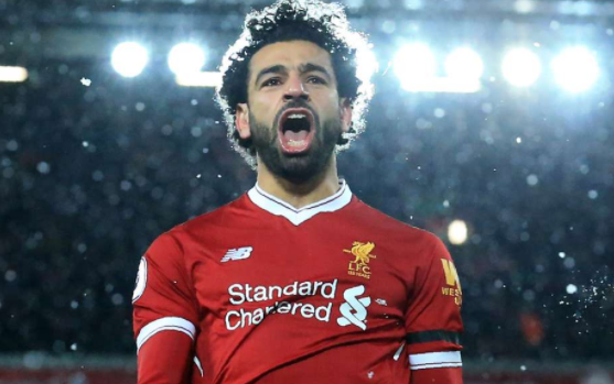 Egyptian football star Mohamed Salah