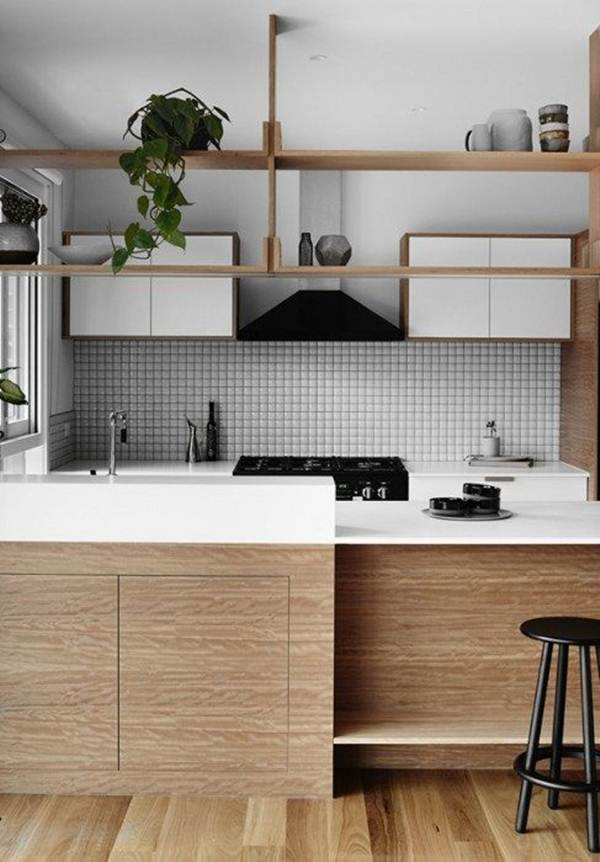Ideas To Decorate In White And Wood 6