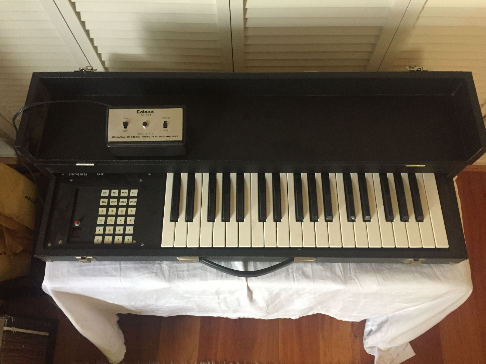 matrixsynth paia modular analog synthesizer phlanger pedal extras. Black Bedroom Furniture Sets. Home Design Ideas