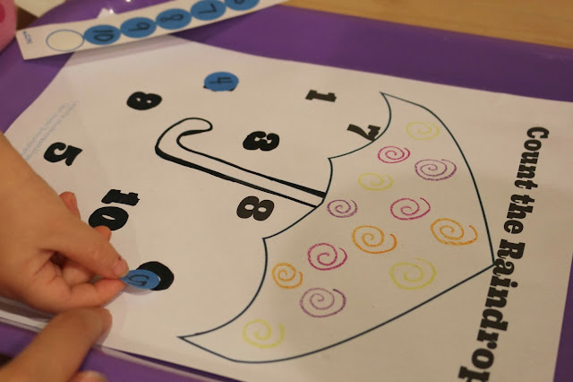 Tot School: Letter U Activities and printables