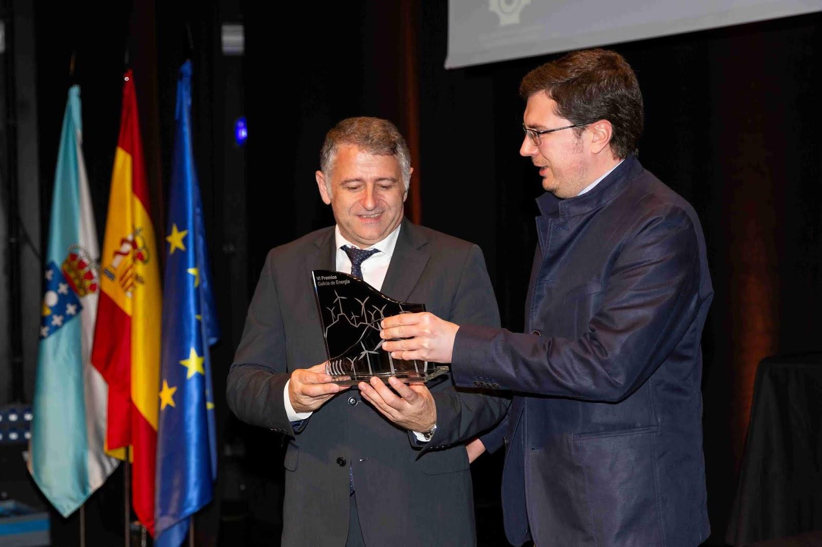 La VI Noite da Enerxía reúne al sector energético en Santiago