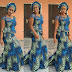 Creative Aso Ebi Skirt and Blouse Style