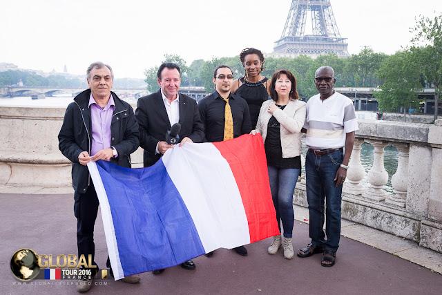 Global InterGold, Global Tour 2016
