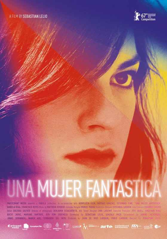 Una Mujer Fantástica - PELICULA - Chile - 2017