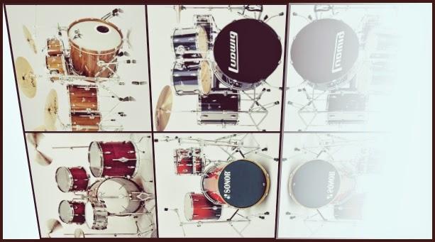 Harga Drum Kit Terbaru 2016
