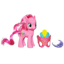 My Little Pony Masquerade Single Wave 1 Pinkie Pie Brushable Pony