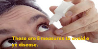 Experts say that it is cost effective to treat drops in the eye for its treatment. At the same