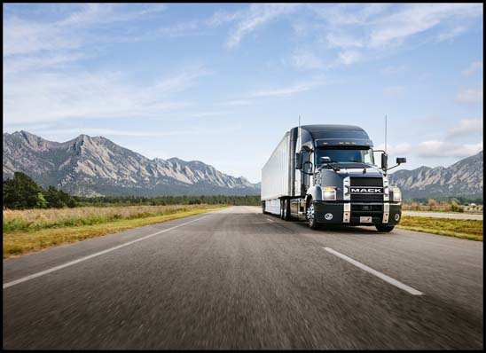 Mack Trucks will display two Mack Anthem® models in booth 1003 at the Technology & Maintenance Council (TMC) annual meeting March 17-21 at the Georgia World Congress Center in Atlanta, Georgia.