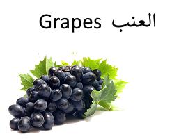 العنب : Grapes