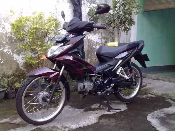 ide modifikasi motor revo fit
