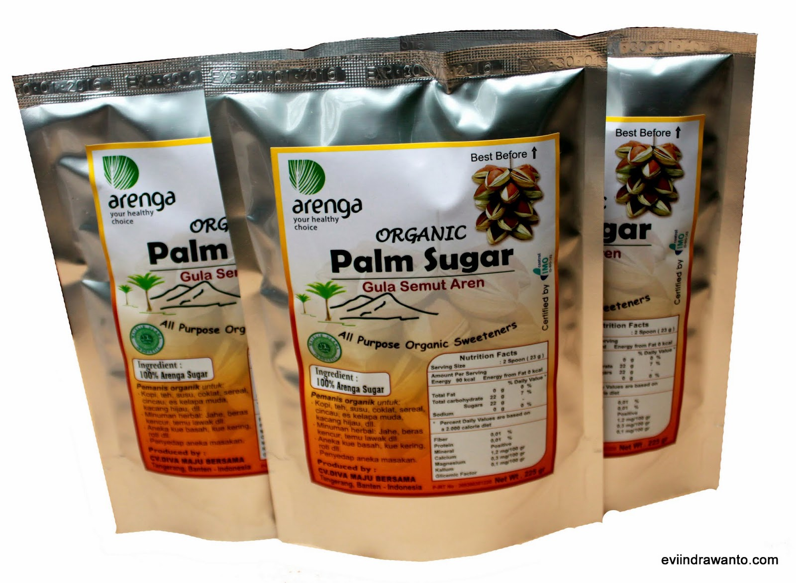 indonesian palm sugar