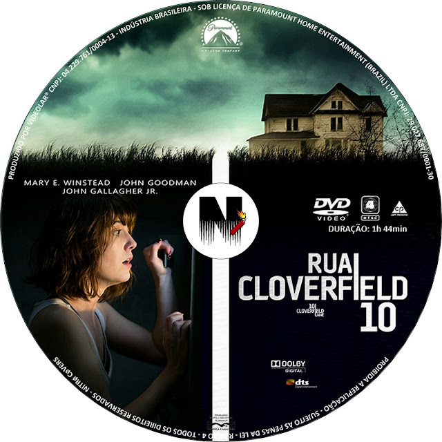 Label DVD Rua Cloverfield 10