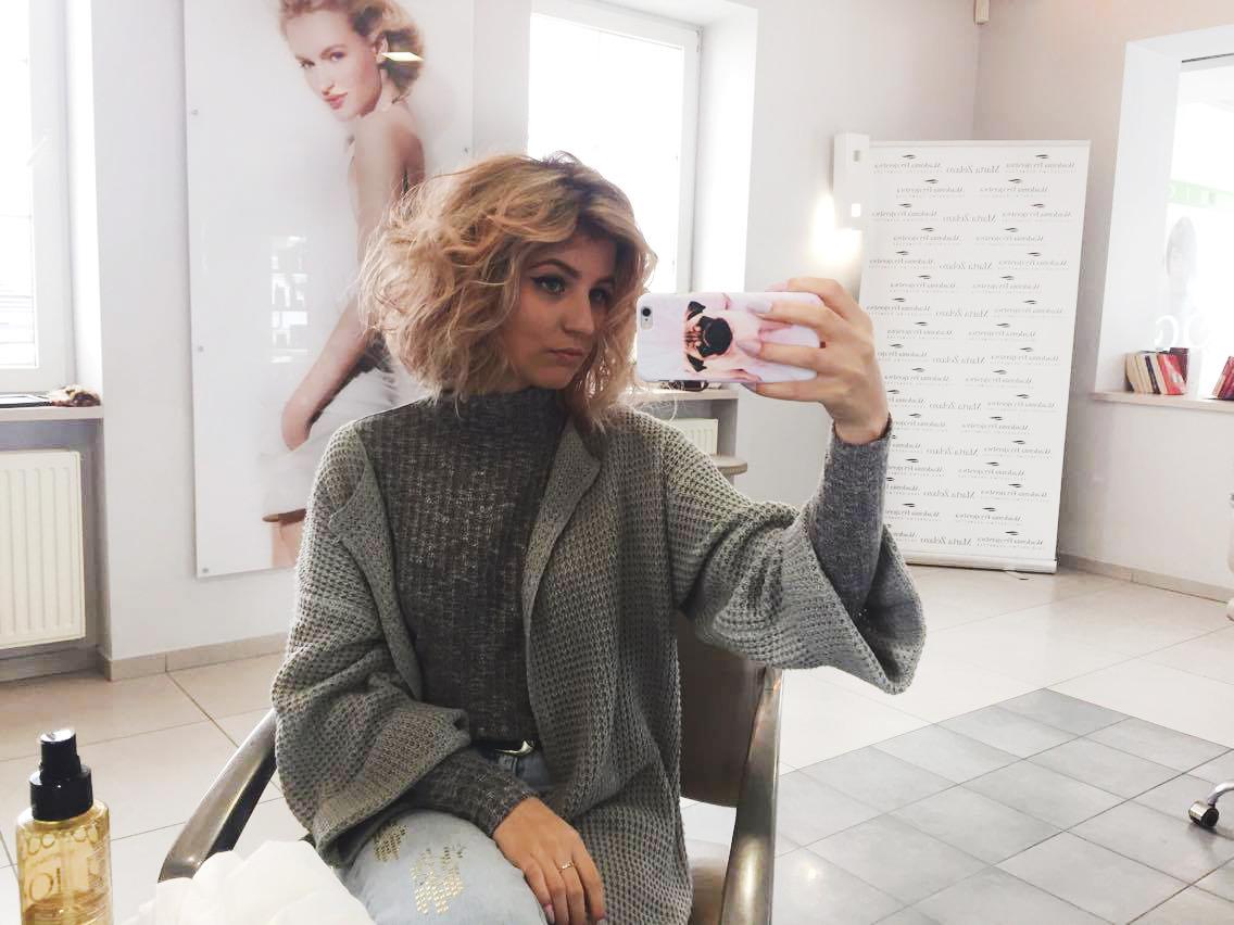 Metamorfoza włosów - Marta Żelazo