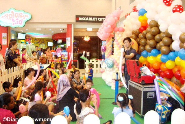Kids Balloon Workshop