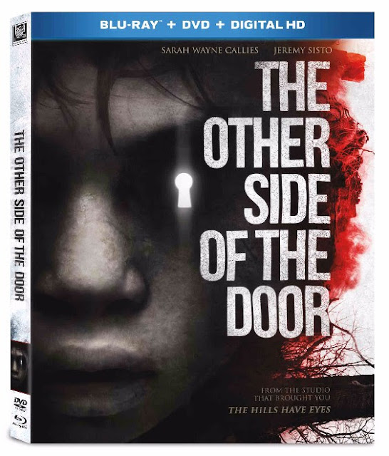 The Other Side of the Door Blu-ray cover