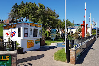 Oddballs Crazy Golf course in Cleethorpes