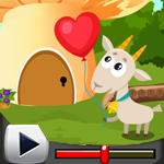 G4K Cute Goat Rescue Game…