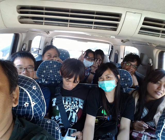 Puluhan TKI Taiwan Menyerahkan Diri Dengan Bantuan Adi Permadi