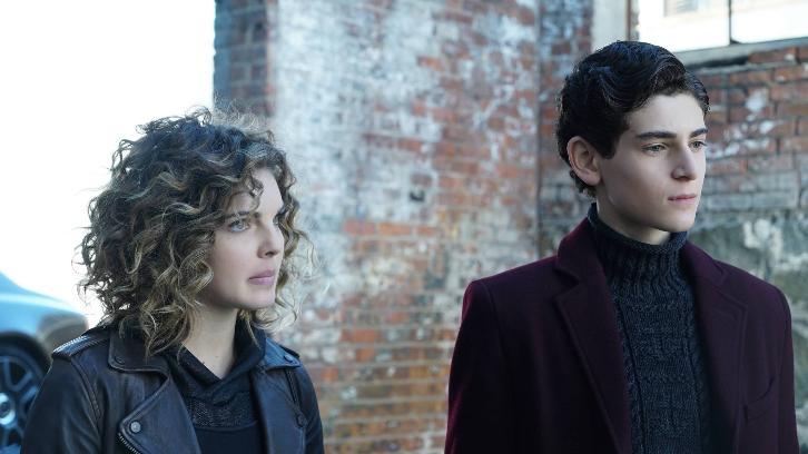Gotham - Episode 3.10 - Time Bomb - Promo, Promotional Photos & Press Release