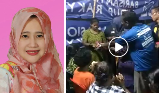 Kecoh Video Calon Parliman Sungai Petani Shahanim Dikatakan Memberi Rasuah Tular Di Media Sosial.